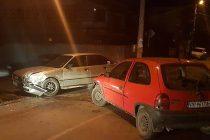 Деца откраднаха кола и катастрофираха