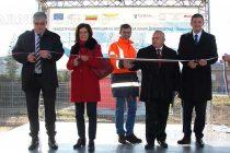 По новата линия вече се движат влакове със 160 км/час