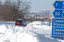 Снегът и проблемите се задържаха  и през тази седмица