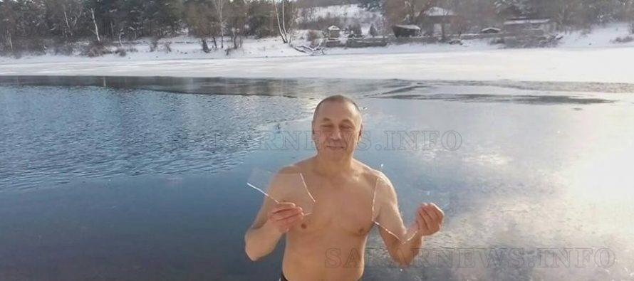Преборете грипа и настинките със зимно плуване