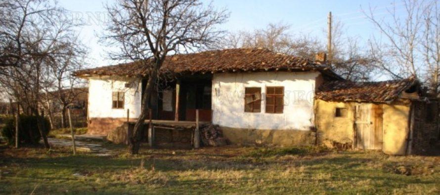 В дядовата къща