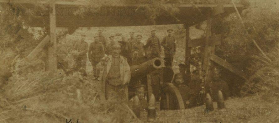 Харманлийският зет, полковник Шопов е командвал артилерията в Одринската битка