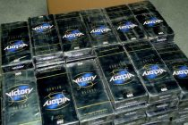 Конфискуваха цигари на иранец, скрити в туби от перилен препарат