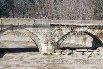 Падна парапет от Гърбавия мост в Харманли