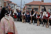 Кукери изгониха злите сили от Ивайловград