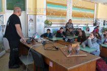 Свиленградски ученици се запознаха с живота на ветрушките