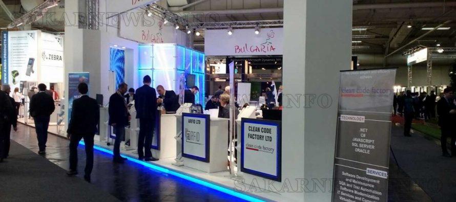 На CEBIT в Германия се представят девет български фирми