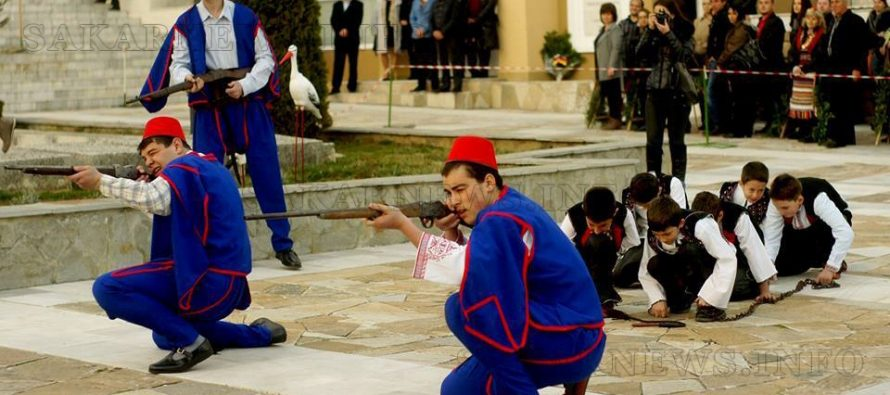 В Ивайловград  пресъздадоха събития  около освобождението