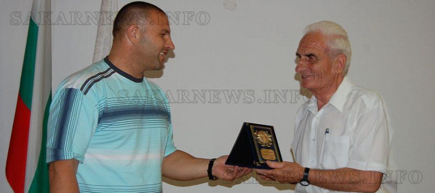 Световноизвестни личности предлагат Христо Меранзов за Почетен гражданин на Харманли