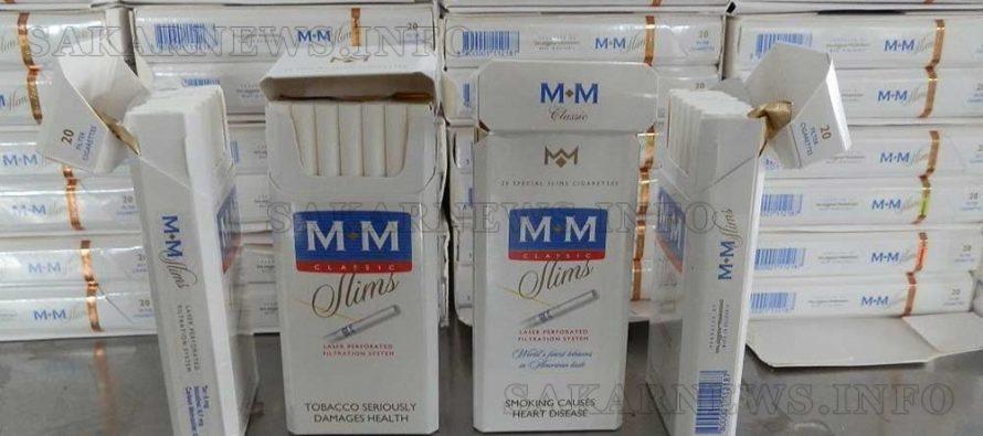 Контрабандни цигари във фабрични кухини на вагон откриха митничари