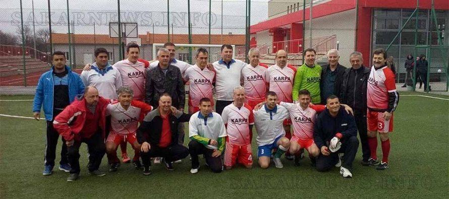 Футболна среща между отборите на Любимец и Люлебургаз