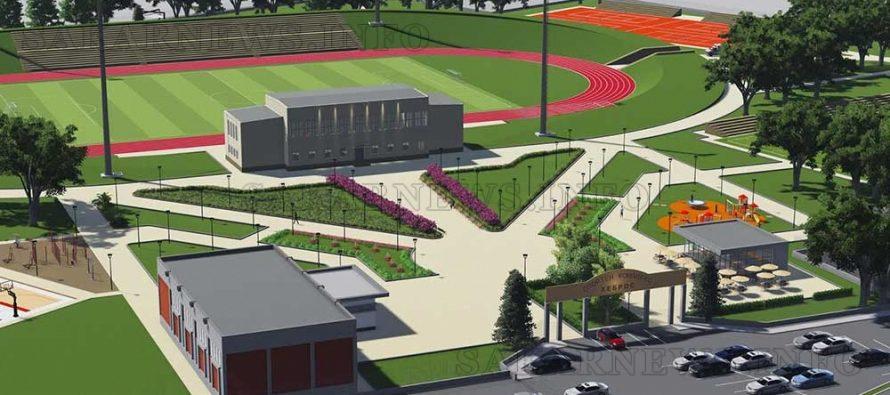 Предлагат идеен проект за обновяване на стадиона в Харманли