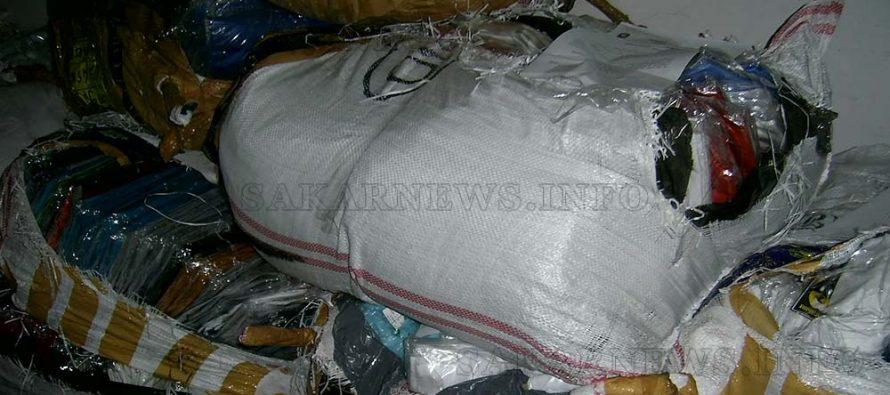 Фалшиви текстилни изделия и спортни обувки задържаха на Капитан Андреево