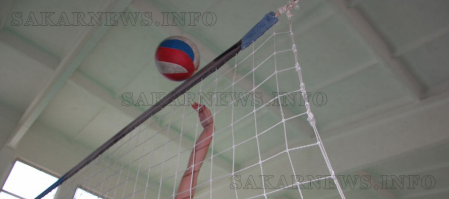 Любители на волейбола се събраха на първия турнир