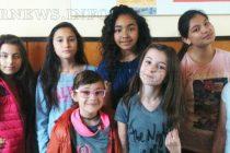 Ученици повишиха знанията си по  английски език по забавен начин
