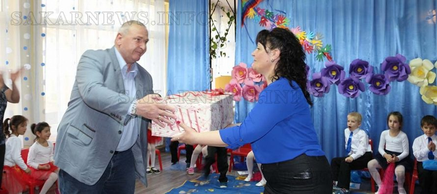 Деца представиха открита педагогическа ситуация