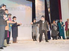 Впечатляваща премиера на Тополовградския театър