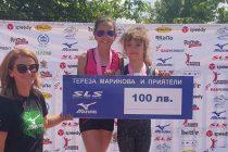 """Спортисти от Харманли взеха купата на """"Тереза Маринова и приятели"""""""
