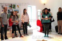 Годишна изложба на школи по рисуване бе открита в Арт галерията на Свиленград