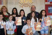 Детска музикална школа увеличи  колекцията си от медали