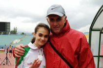Анелия Асенова бе  посребрена след висок скок