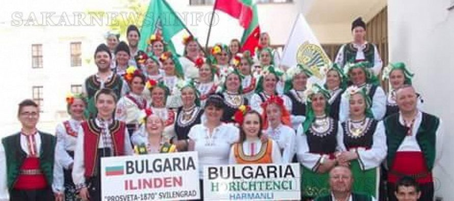 Два танцови състава представиха  фолклора на страна ни във Виена