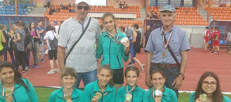 """""""Вазовци"""" отново станаха шампиони в ученически игри"""