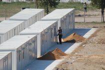 От община не разрешават поставяне на още фургони в бежанския център