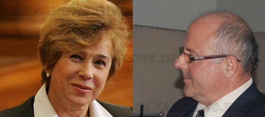 Емилия Масларова замени Михаил Лисков като председател на областното БСП