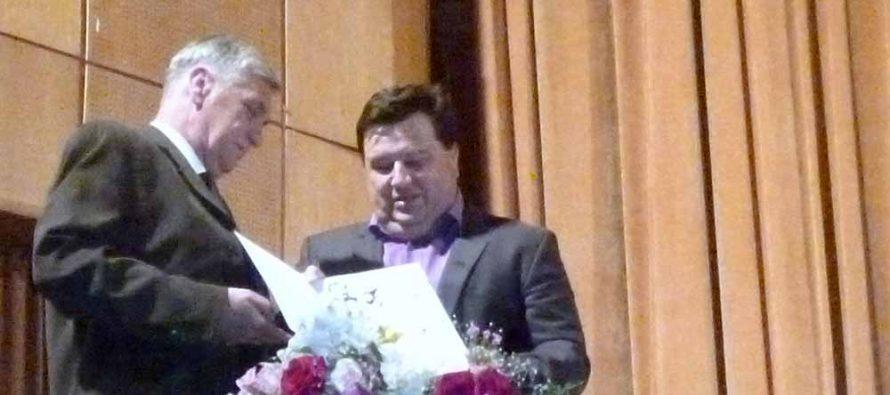 Георги Николов сред лауреатите на Славейковия конкурс