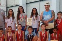 Борци от Симеоновград и Тополовград – в схватки  край Варна