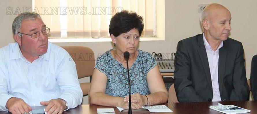 Срещат бизнеса в Хасковски регион  с ученици и родители