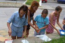 """Деца в Ивайловград творят и се  забавляват на """"Детска планета"""""""