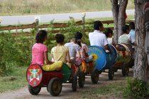 Дарения направиха  деца от социална  институция щастливи