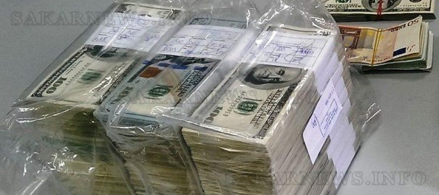 Баща използва детето си за пренасяне на недекларирани пари