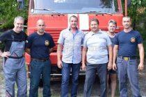 Пожарната в Тополовград получи допълнителен автомобил