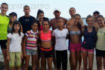 Подготвителен лагер даде старт  на новата година за атлети