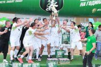 """Хасковската """"Уефалона"""" ще се бори за титлата национален шампион на Kamenitza Фен Купа 2017"""
