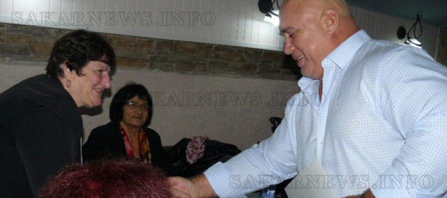Кметът на Тополовград поздрави  възрастните хора за празника им