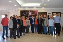 Втори обучителен семинар по проекта на тополовградското читалище с община Пинархисар, Турция