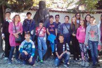 Родните места на Ботев, Вазов и Левски развълнуваха талантливи деца