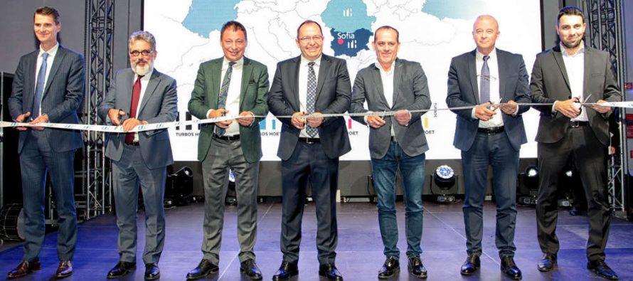 Нов търговско-сервизен комплекс на DAF отвори врати в София