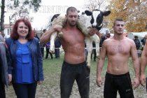 Георги Димитров спечели голямата  награда от народни борби
