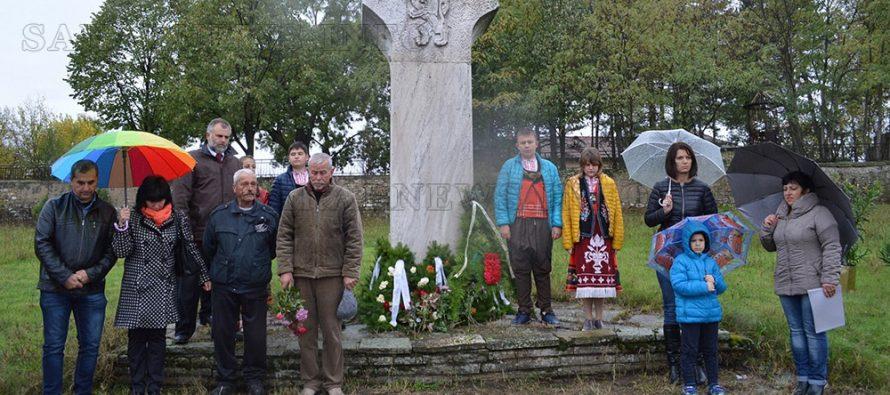 В село Орлов дол честваха  едновременно три празника