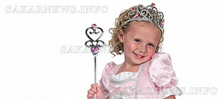 Всяко момиченце може да бъде принцеса