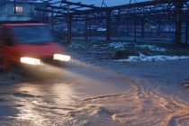 Проливен дъжд разнася боклуци из Харманли