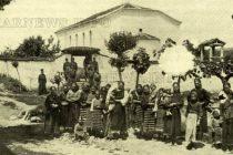 Гърците унищожават българските книжа в църквата в Дедеагач