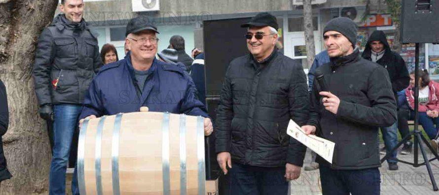 Няколко винари спечелиха повечето награди от Празника на виното
