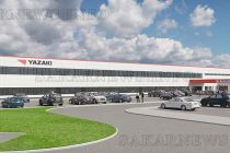 Над 800 души вече работят в новият завод на Yazaki в Димитровград