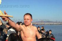 Кръста в Свиленград спаси отново Дамян Костадинов